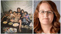 """""""Mijn stiefvader ontvoerde me toen ik 12 was en verkrachtte me 19 jaar lang bijna elke dag"""""""