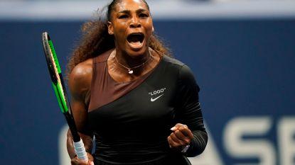 Nu of nooit: Serena Williams kan magische 24ste Grand Slam-zege boeken