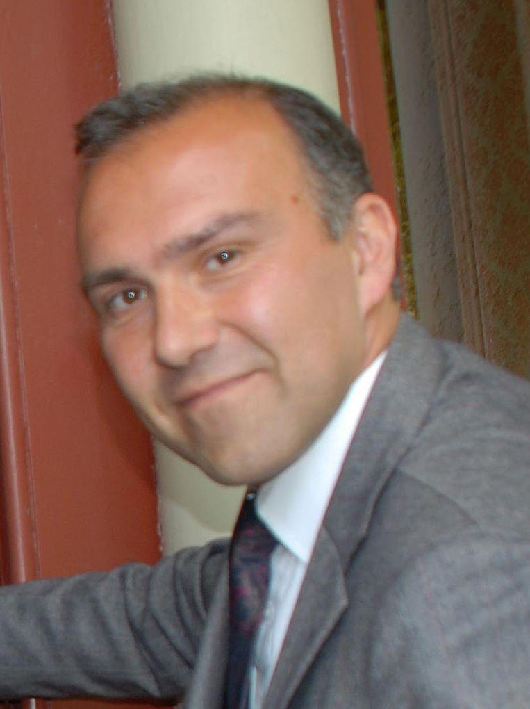 Tim Vandenput.