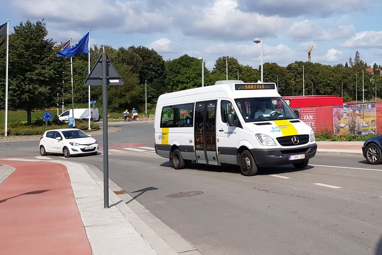 Voor de shuttlebus die Nederhem met het centrum verbindt is alvast 63.000 euro voorzien in 2019
