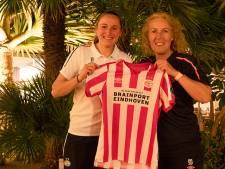 Nadia Coolen verlengt en gaat voor tien seizoenen PSV