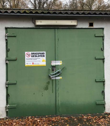 Illegale hamsterfokkerij (!), drugs én chemicaliën ontdekt op voormalig militair terrein bij Voorst