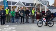 Video: Fietsersbond Tienen applaudisseert mee