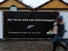 Beladen herdenking aanslag kerstmarkt Berlijn