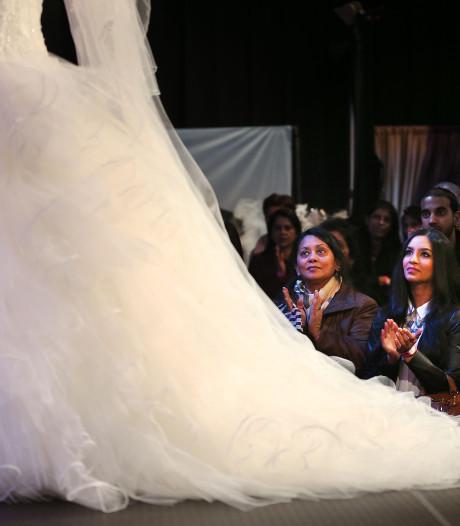Wegdromen of plannen: Alles kan op gratis trouwbeurs in Den Haag