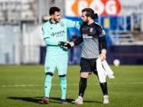 RKC-doelman Lamprou: 'Niet leuk om te zien dat Willem II zo laag staat'