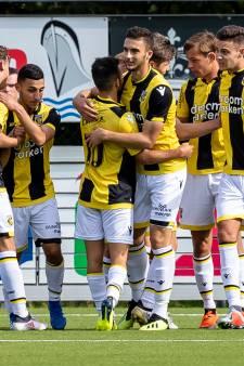 Mike de Beer doet het weer voor Jong Vitesse, nu bij Kozakken Boys