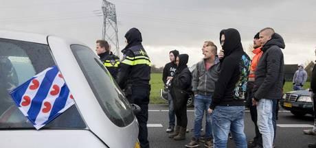 'Opzettelijke blokkade van snelweg is ernstig misdrijf'