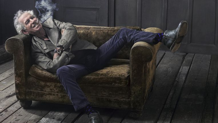 Keith Richards, 2015. Beeld Mark Seliger