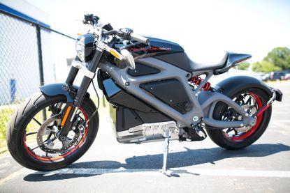 """Elektrische Harley-Davidson zal """"als straaljager"""" klinken"""