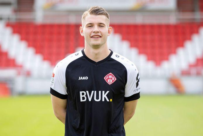 Vincent Müller van Wurzburger Kickers