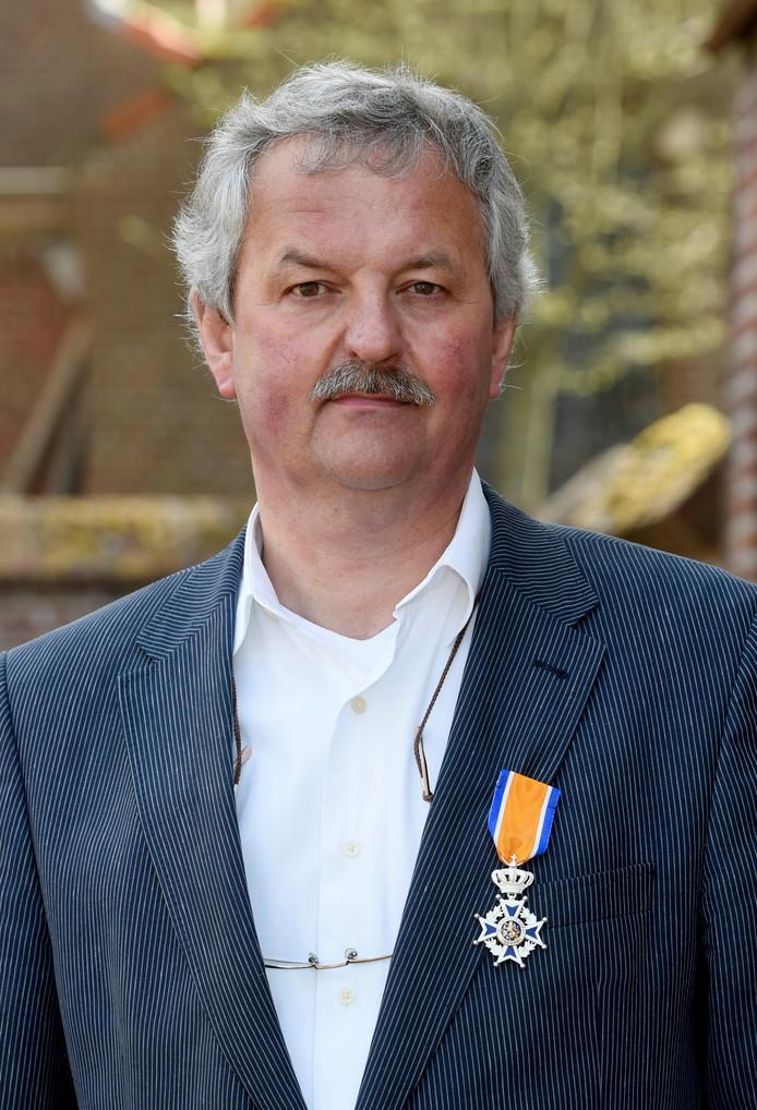 Gerrit de Wit (lid van het bestuur van Huis voor Klokkenluiders)