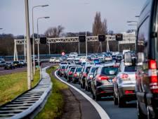 A2 bij Zaltbommel weer vrij na ongeluk