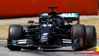 Hamilton verovert 92ste pole in Spanje, Vettel sneuvelt wéér in Q2