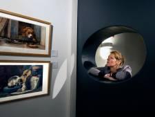 Geschilderde katten zijn grote hit in Stedelijk Museum Vianen