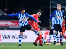 Vermeer na twee maanden alweer weg bij FC Eindhoven 'wegens gebrek aan perspectief op speeltijd'