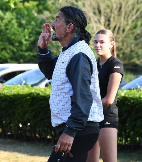 FAST traint noodgedwongen op gras: glijpartijen temperen enthousiasme niet