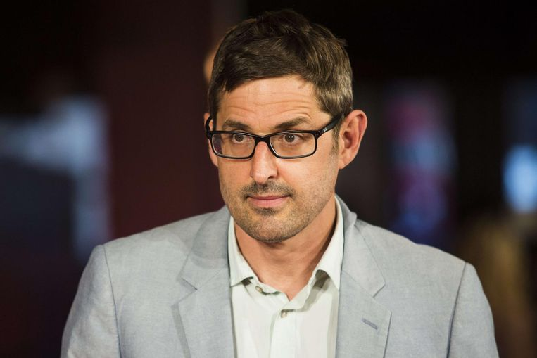 Louis Theroux Beeld afp