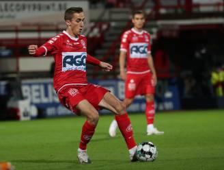 """KV Kortrijk met De Sart die de derby nooit verliest: """"Ik breng blijkbaar geluk"""""""