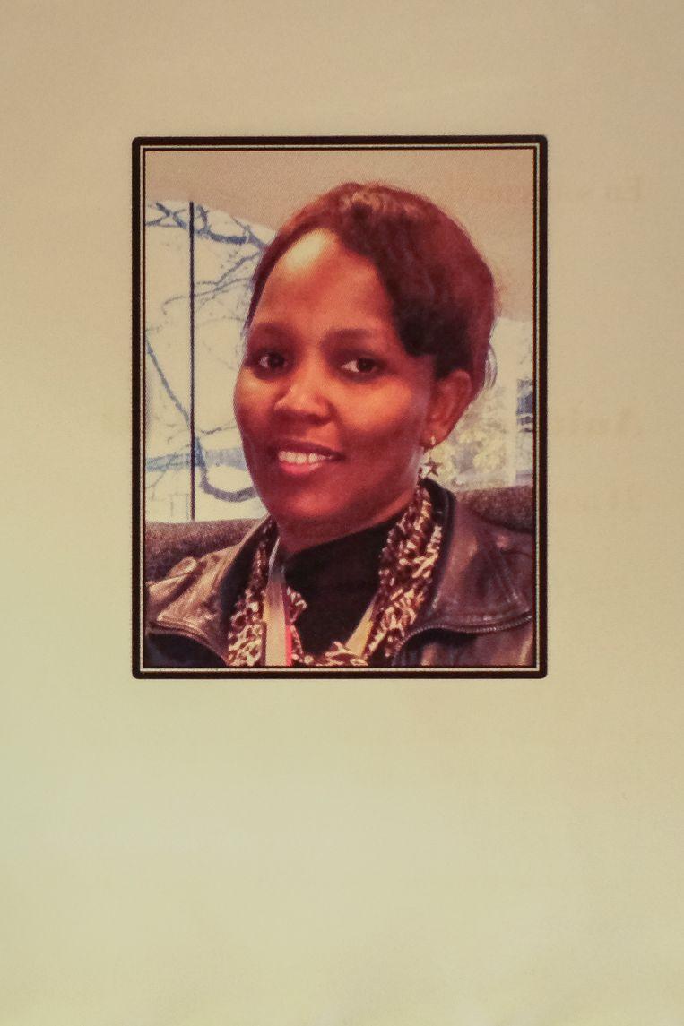 Slachtofer Anitha Umutoniwabo: