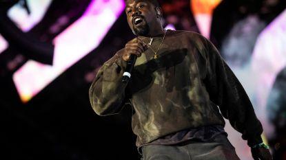 Kanye West bouwt huizen voor armen en haalt de mosterd bij 'Star Wars'