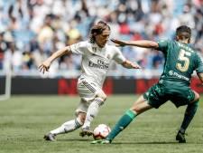 Après Kroos, Modric prolonge au Real Madrid jusqu'en 2021