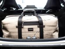 Deze AMG-tassen zijn overreden, maar kosten toch minimaal 380 euro per stuk