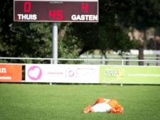 Overzicht: periodetitels in het amateurvoetbal