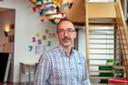 Paul  Burghouwt, directeur van een basisschool in Rotterdam.