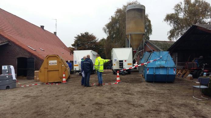 Milde vogelgriep op fazanterie Verbaarschot in Deurne
