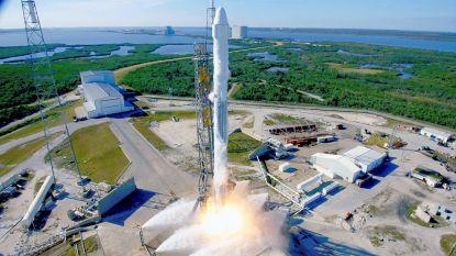 Waarom de raketlancering van SpaceX van vandaag alweer het neusje van de zalm is
