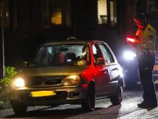 20 automobilisten met te veel drank op achter het stuur in Apeldoorn
