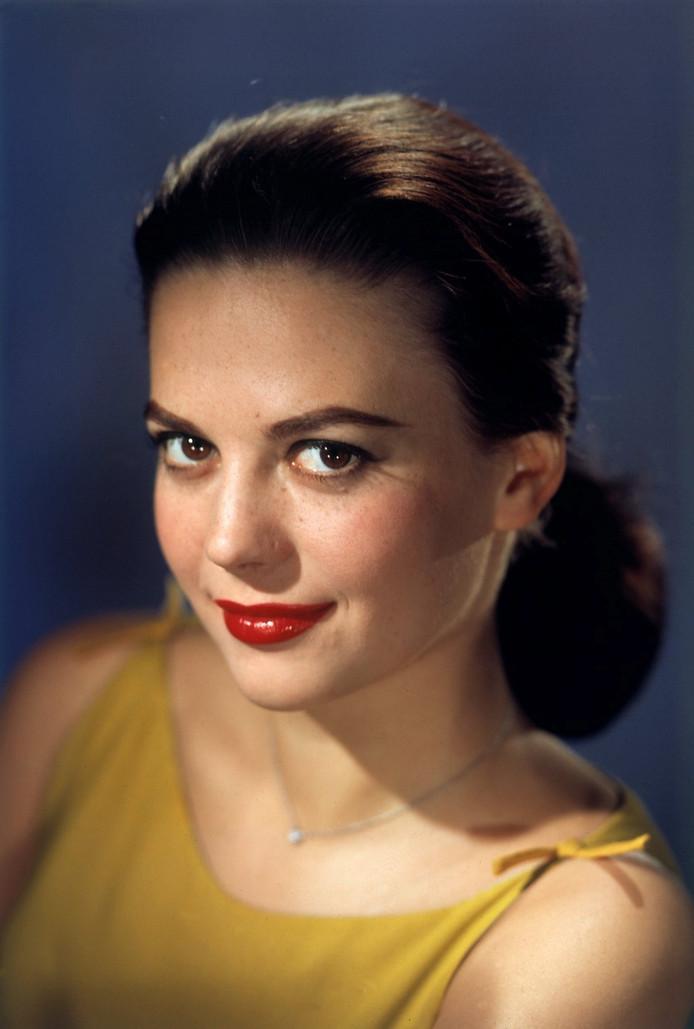 Natalie Wood in haar beginjaren als actrice.