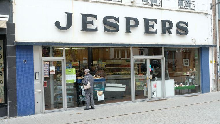 Buurtwinkel Jespers aan de Oever.