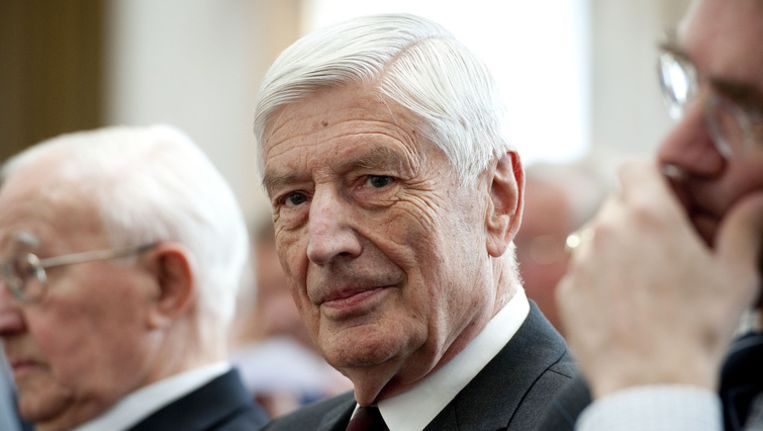 Oud-premier Dries van Agt. Beeld ANP