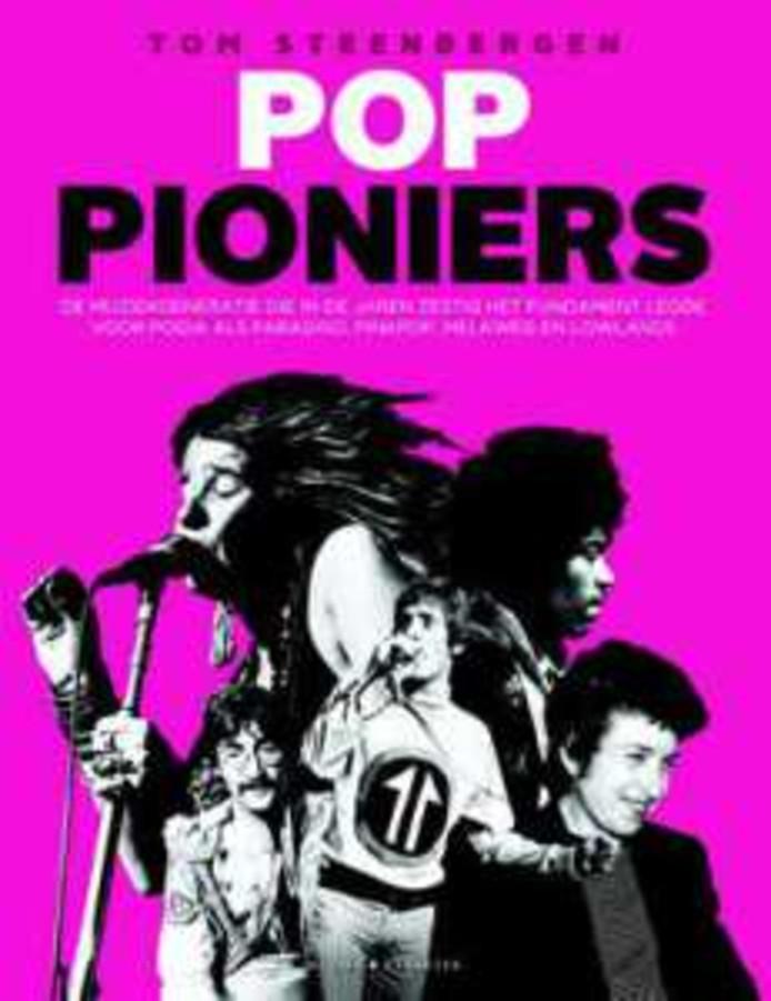 Het boek 'Poppioniers' van Tom Steenbergen. Daarin gaat het over de jaren zestig van de vorige eeuw, toen het fundament werd gelegd voor podia en festivals als Paradiso, Melkweg en Pinkpop. En, inderdaad, ook Lowlands.