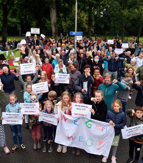 Rivierenbuurt is woest: 'Plan voor De Nieuwe Poort wordt ons door de strot geduwd'