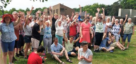 Wandelclub in Duizel al halve eeuw actief: 22 keer om de wereld