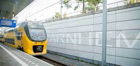 Treinverkeer rond Arnhem stil door grote stroomstoring