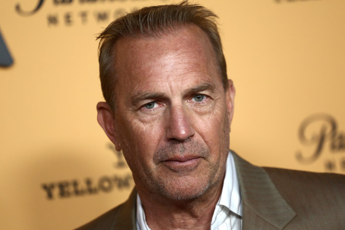 Kevin Costner, à Los Angeles, le 30 mai.