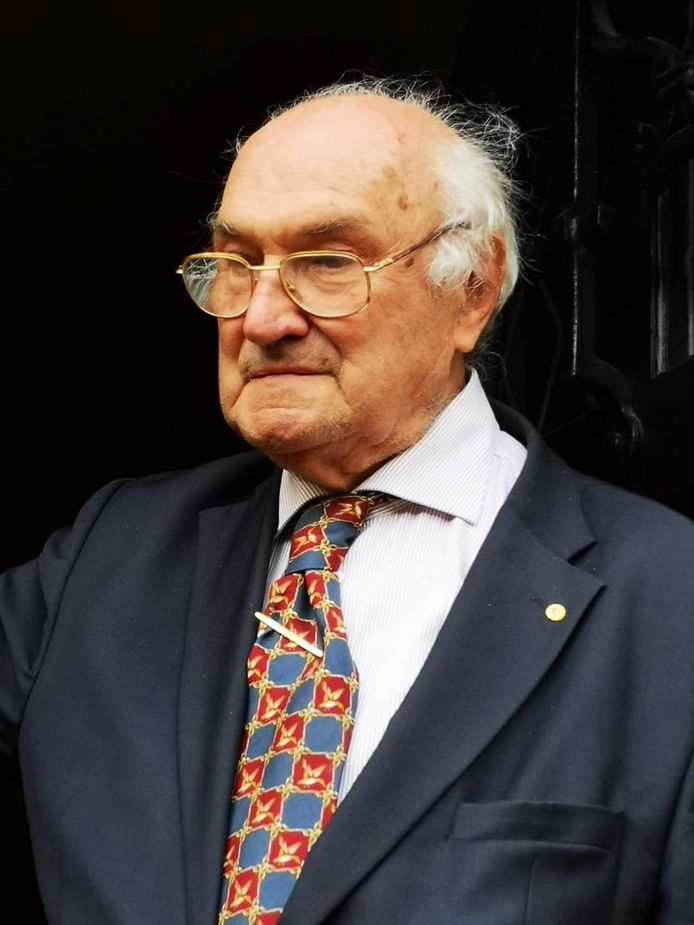 Slachtoffer Frans Debaillie.