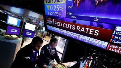 Amerikaanse centrale bank verlaagt rente opnieuw met kwart procentpunt