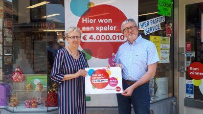 """Herkse arbeider (50) wint vier miljoen euro met lottotrekking: """"Hij heeft veel plannen nu"""", klinkt het bij de Nationale Loterij"""