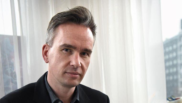 TU-onderzoeker Barry Fitzgerald: 'Ik vroeg vroeger elk jaar superkrachten aan de Kerstman.' Beeld null