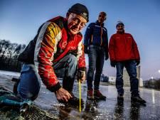 En de eerste marathon op natuurijs wordt verreden in... Haaksbergen!