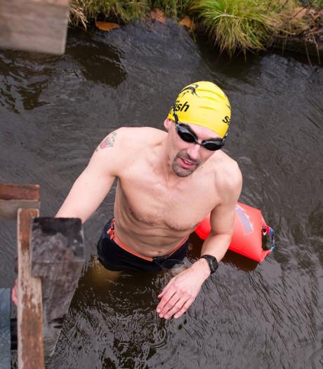 'Elke dag koud douchen voor Ice Swim'