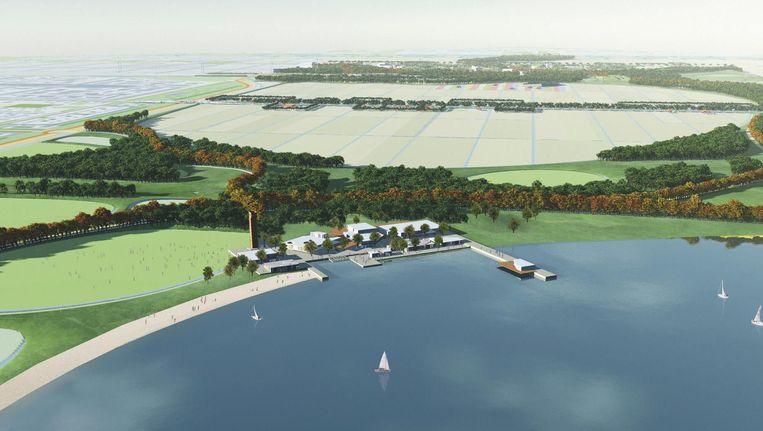 Park21 omvat ook een themapark over Holland voor buitenlandse bezoekers. Beeld Park 21