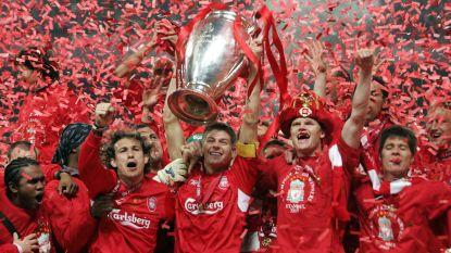 QUIZ. Ken jij de basiself nog waarmee Liverpool 15 jaar geleden aan één van de meest iconische finales van de Champions League begon?