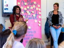 Kinderen van de Hasselbraam in Eindhoven leren over de hamvraag in de oorlog: ga je helpen, of loop je door?