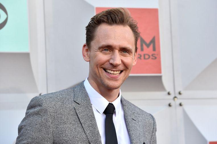Tom Hiddleston Beeld afp